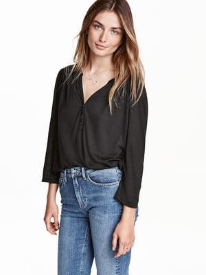 Блуза чорна | 5565349