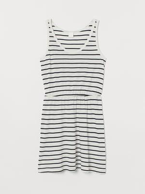 Платье в полоску | 5565776