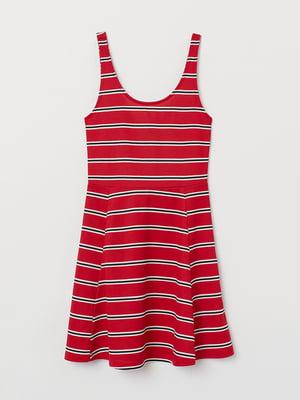 Сукня в смужку | 5565826