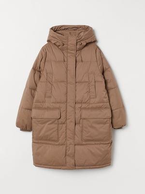 Пальто бежевое | 5565957