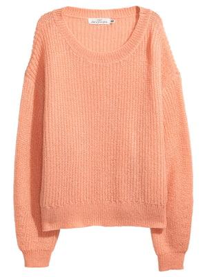 Джемпер персикового кольору | 5565980