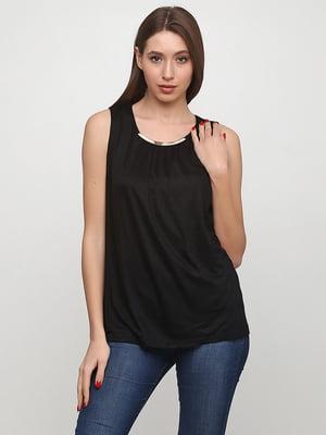 Блуза черная | 5566118