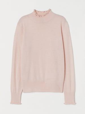 Рожевий светр | 5566602