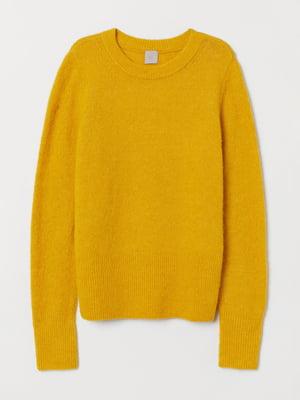 Джемпер желтый | 5566612