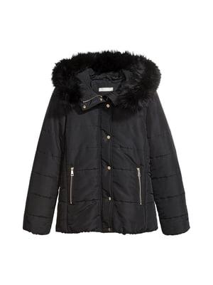 Куртка чорна | 5566635