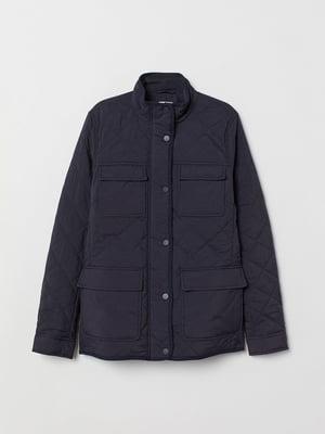 Куртка темно-синя | 5566641