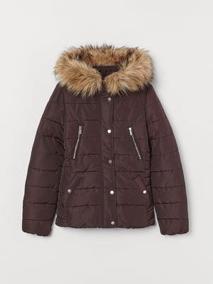 Куртка темно-бордовая | 5566642