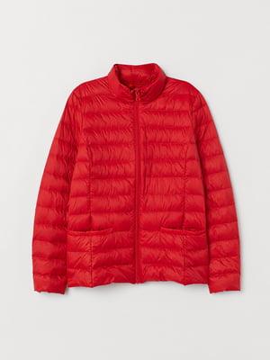 Куртка красная | 5566644