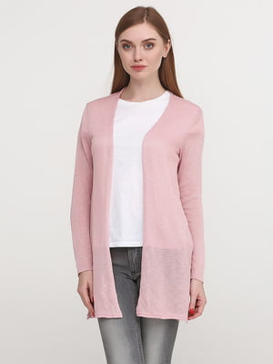 Кардиган рожевий | 5566665