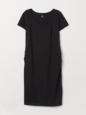 Платье для беременных черное | 5566831