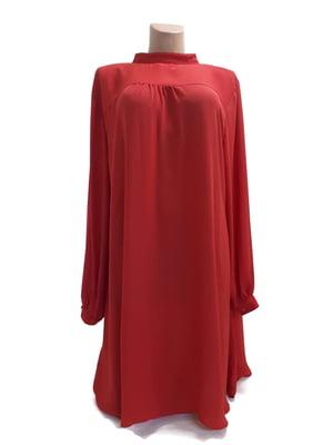 Платье для беременных красное | 5566832