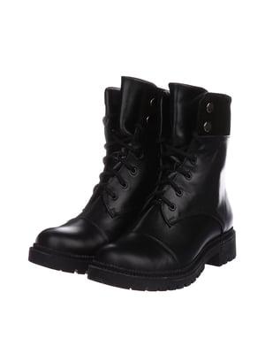 Ботинки черные | 5515825