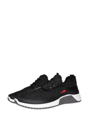 Кроссовки черно-белые | 5535872