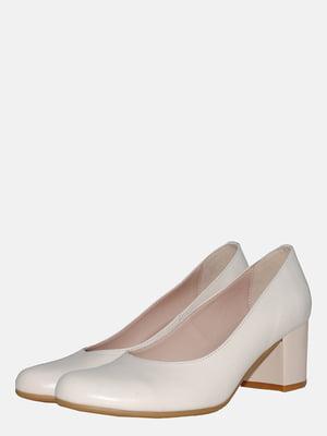 Туфли бежевые | 5550727