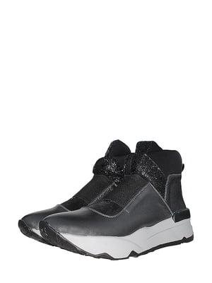 Ботинки серые | 5502231