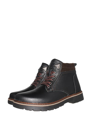 Ботинки черные | 5541583