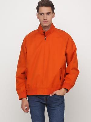 Куртка оранжевая | 5567114