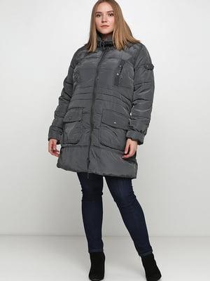 Куртка темно-серая | 5567126