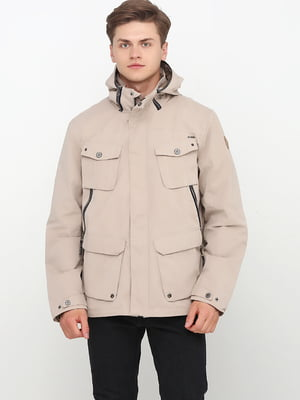 Куртка бежевая   5567141