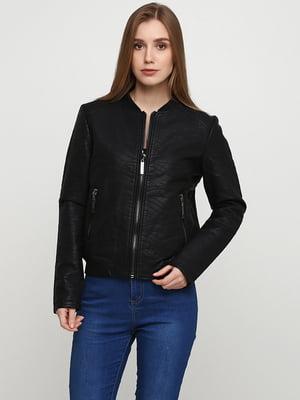 Куртка чорна | 5567151