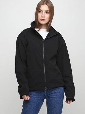 Куртка чорна | 5567157