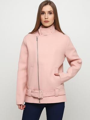 Півпальто рожеве | 5567177