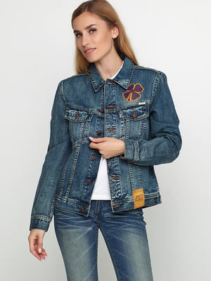 Куртка синя | 5567183