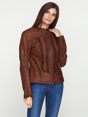 Куртка коричнева | 5567184
