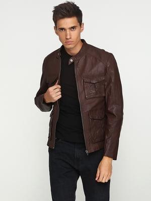 Куртка коричневая | 5567185