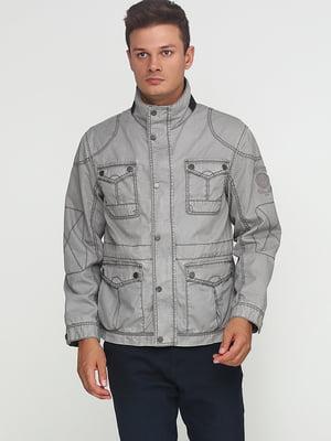 Куртка серая | 5567187