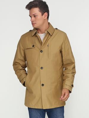 Куртка песочного цвета | 5567198