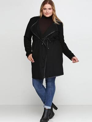 Пальто чорне | 5567199