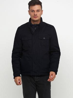 Куртка темно-синяя | 5567207