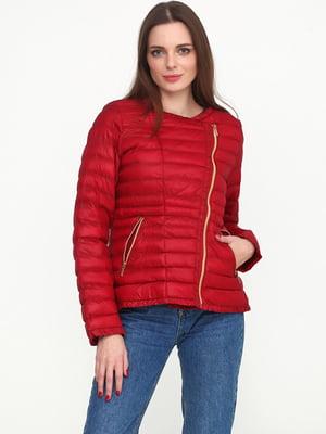 Куртка червона | 5567219