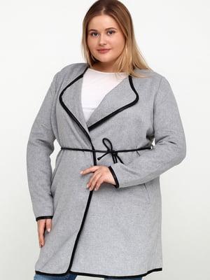 Пальто серое | 5567222