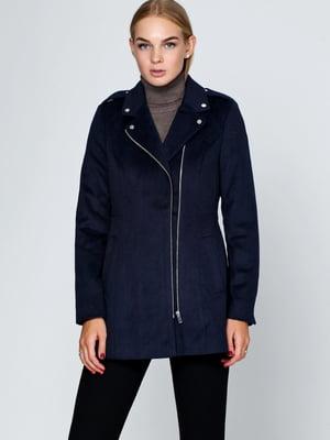 Пальто синее | 5567234