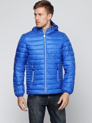 Куртка голубая | 5567238
