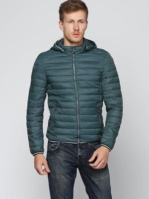 Куртка зеленая | 5567239