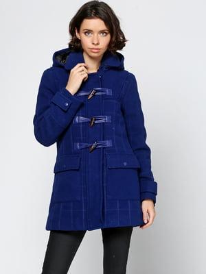 Пальто синее | 5567240