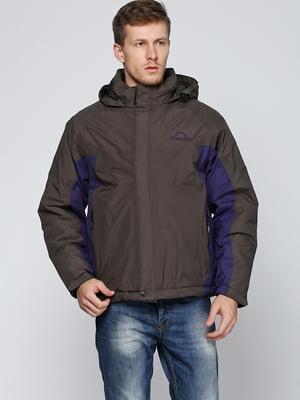 Куртка темно-серая | 5567250