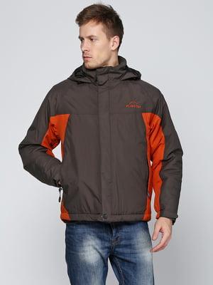 Куртка темно-серая | 5567251