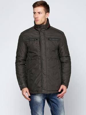 Куртка серая | 5567252