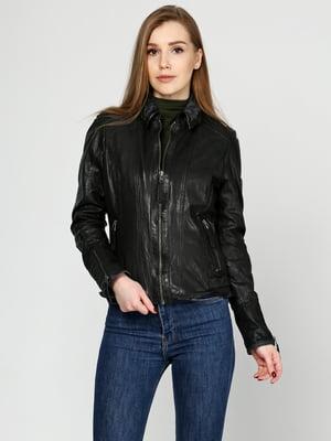 Куртка чорна | 5567258
