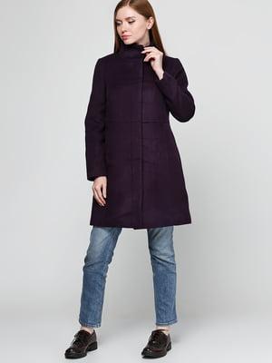 Пальто фіолетове | 5567262