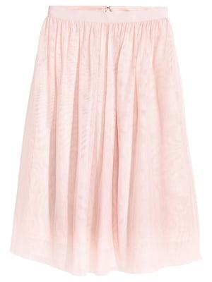 Юбка розовая | 5567653
