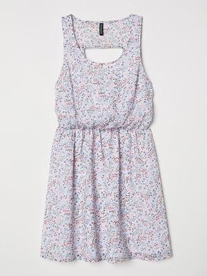 Сукня в квітковий принт | 5567762