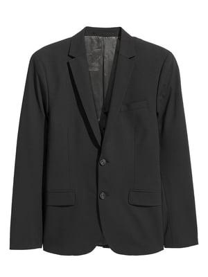 Піджак чорний | 5567882