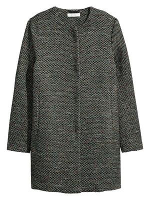Пальто чорне | 5567917