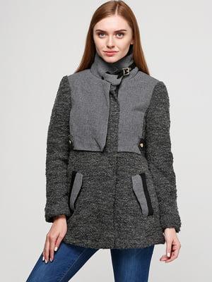 Пальто сіре | 5567918