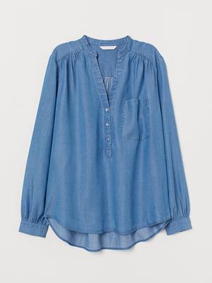 Рубашка голубая   5568039